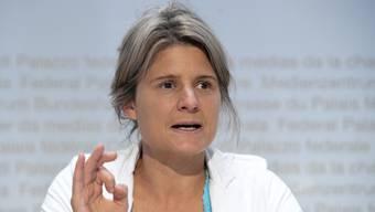 Barbara Steinemann.