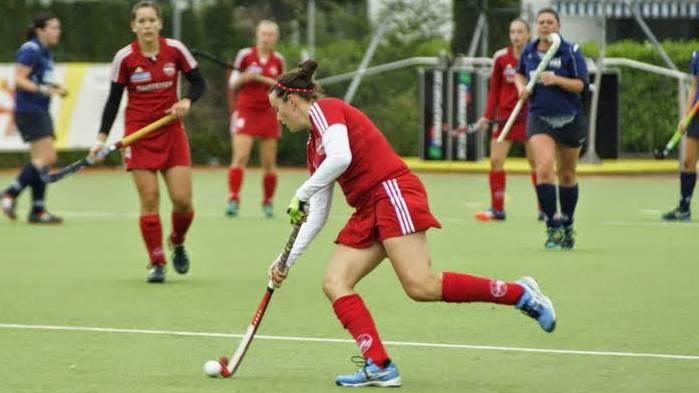 Die Damen von Rotweiss Wettingen blieben in der Hinrunde ohne Punktverlust.