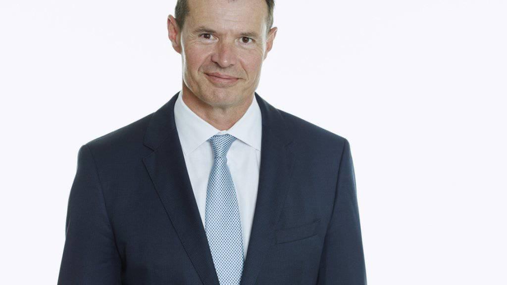 BKB-Chef Guy Lachappelle will keine Steuersünder unter den Kunden (Bild: BKB).