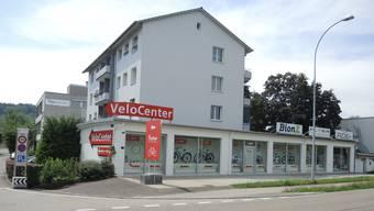 Einbruch Veloladen Rheinfelden
