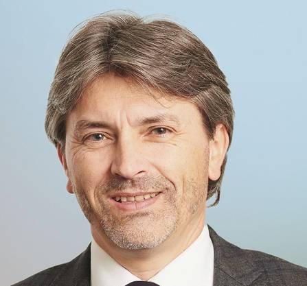 Markus Bärtschiger (SP, bisher) kandidiert auch fürs Präsidium.