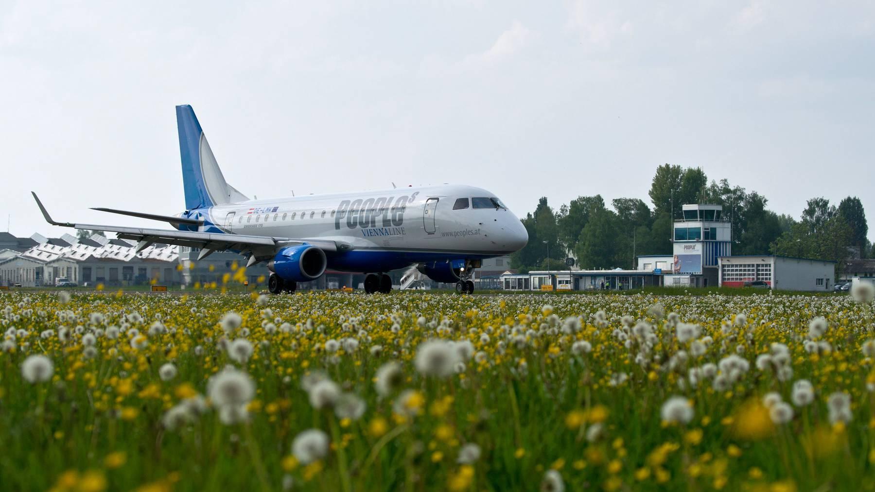 Soll zu viele Sonderflüge durchgeführt haben - gegen den Fluplatz Altenrhein wurde Beschwerde eingereicht