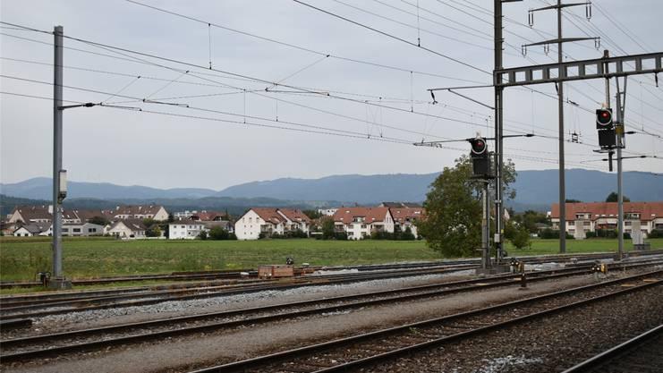 Wollen die Schule: Möhlin/Rheinfelden mit einem Areal beim Bahnhof.