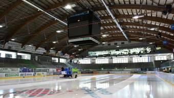 Vom 21. bis 23. September findet in der Eishalle Kleinholz der Dreitannencup statt.