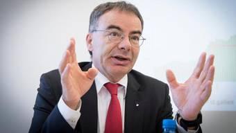 Thomas Bieger, HSG-Rektor und Verwaltungsratspräsident der Jungfraubahn Holding.