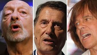 Stalking-Opfer Dall, Jürgens und Drews.