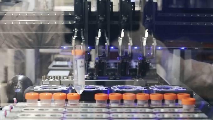 Aktien von Moderna und Lonza: Kommt bald die Corona-Impfung?