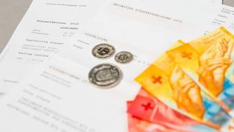 Der Gemeinderat beschloss, den Steuerfuss für juristische Personen zu senken. (Symbolbild)