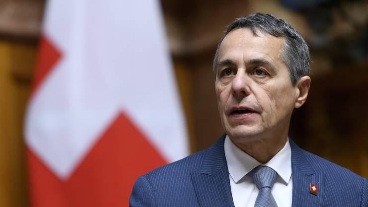 Cassis' Aussendepartement will mit «Geneva Solutions» Journalismus machen.