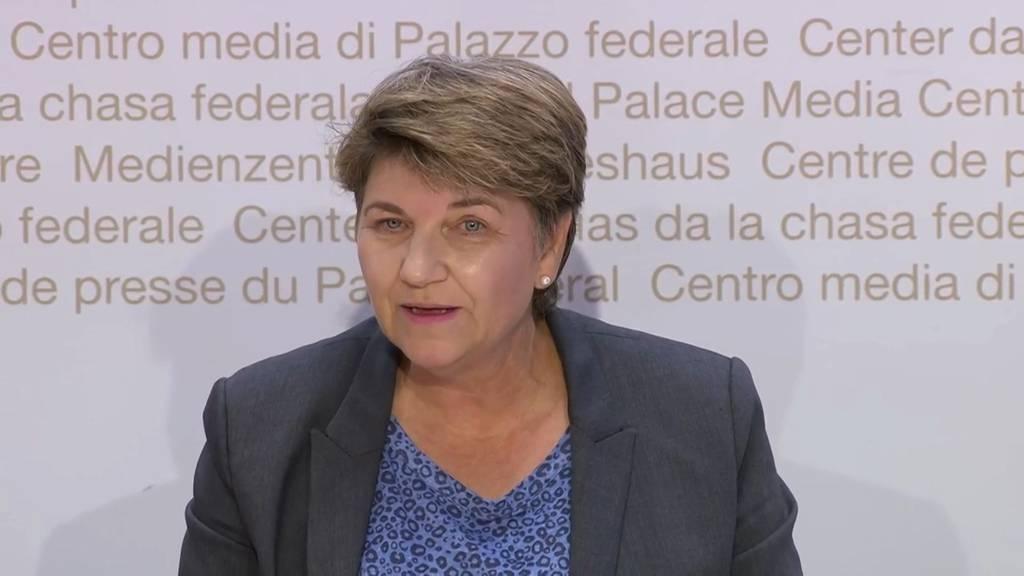 Bundesrat schnürt 650-Millionen-Franken-Paket für den Sport