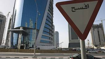 Modernes Mövenpick Hotel in Doha