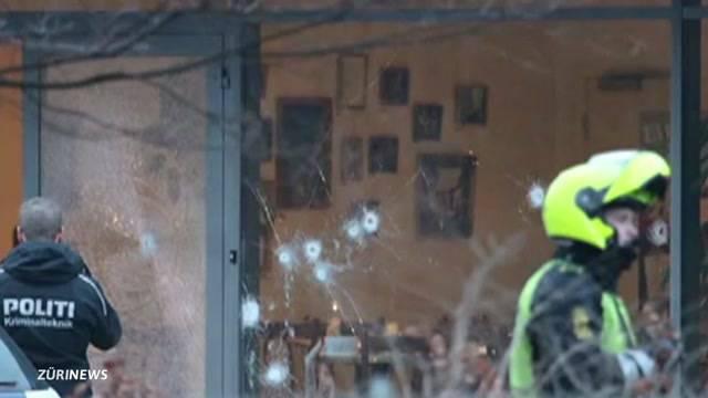 Zwei Personen bei Attentat in Kopenhagen erschossen