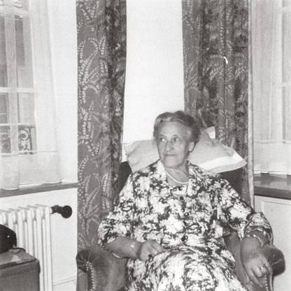 Margaretha Mettler-Strickler