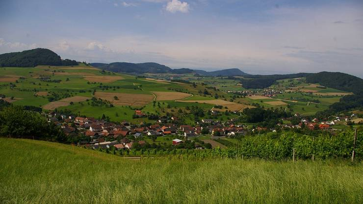 Wunderschöne Landschaft - Eine Stärke des Zurzibiets. (Bild: Paul Abt)