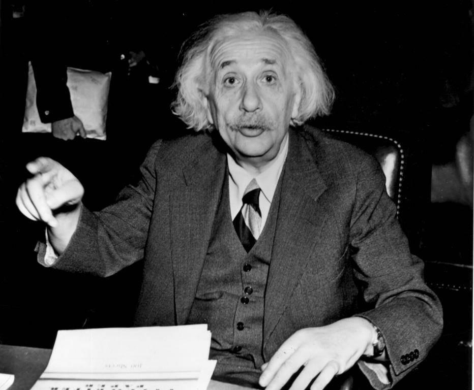 Viele Dinge wären ohne die Theorien von Albert Einstein undenkbar. Unter anderem der Atomstrom. (© GettyImages)