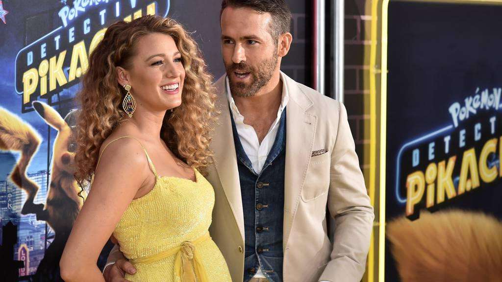 Blake Lively ist wieder schwanger