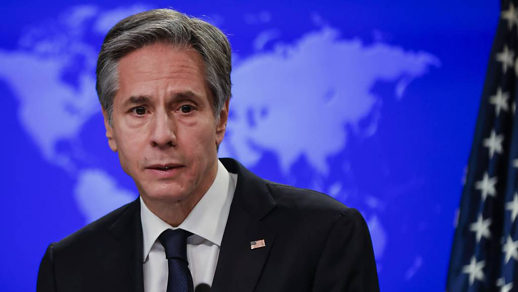 Antony Blinken ist neuer Außenminister der USA. Foto: Carlos Barria/Pool Reuters/AP/dpa