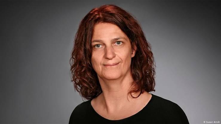 Kulturwissenschaftlerin Susan Arndt hält das «Winnetou»-Glacé für problematisch.