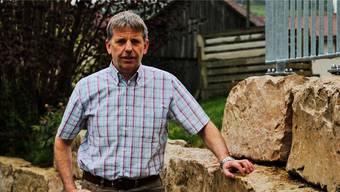 David Kläusler will für preiswerten Wohnraum sorgen. DKA