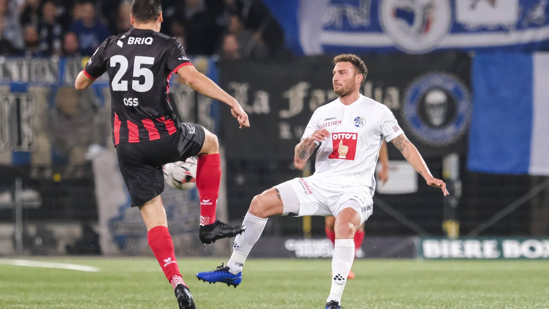 FC Luzern verliert gegen Xamax 0:2