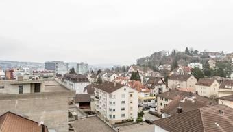 Nun erfolgt der Neubau des Pflegezentrums, der auch durch die Losinger Marazzi AG erstellt wird. (Archiv)