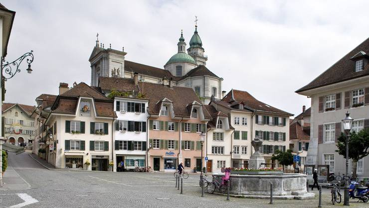 Solothurn wird Schauplatz eines Krimis.