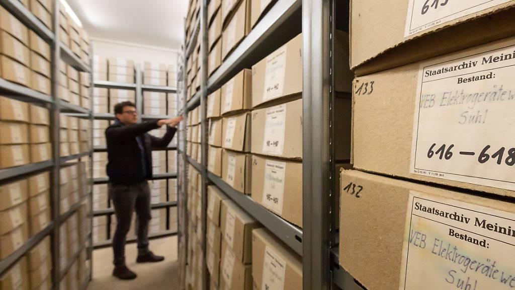 4 Millionen Franken für Urner Archiv und Bibliothek