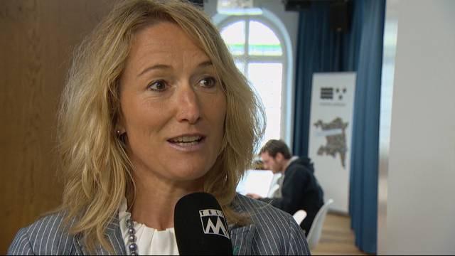 Regierungsrätin Susanne Hochuli zum Krippengesetz: «Wir sind einen grossen Schritt weiter gekommen»