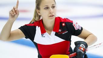 Elena Stern macht an den Schweizer Meisterschaften auf sich aufmerksam
