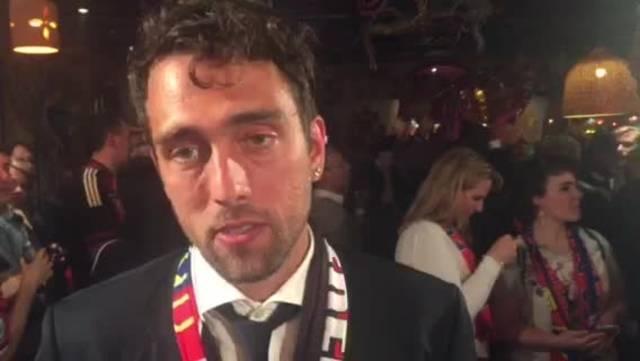 Interview mit FCB-Captain Matias Delgado über den Abschied der drei Mitspieler: «Ich bin wirklich traurig, denn das sind meine Freunde»