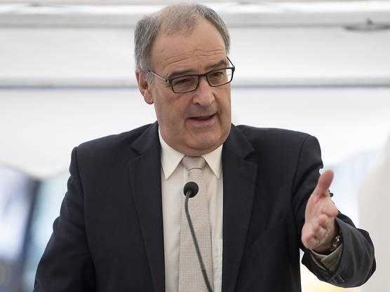 Der Wirtschaftsminister hat vorgeschlagen, die Schweiz solle der EU eine «Gegenofferte» machen. «Wir müssen das Abkommen nochmals verhandeln», sagte er.