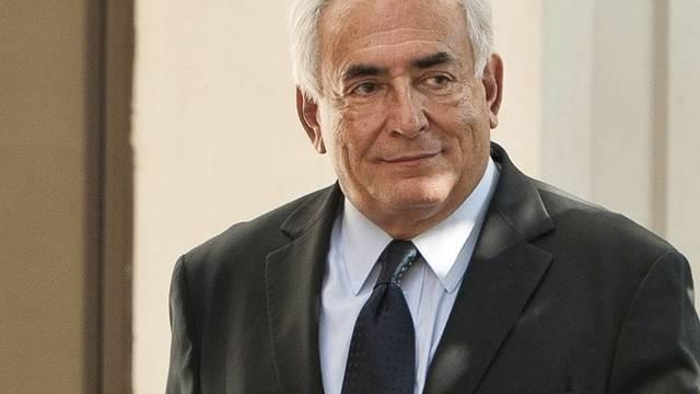 Der frühere IWF-Chef Dominique Strauss-Kahn: Die Beweise reichen nicht aus (Archiv)