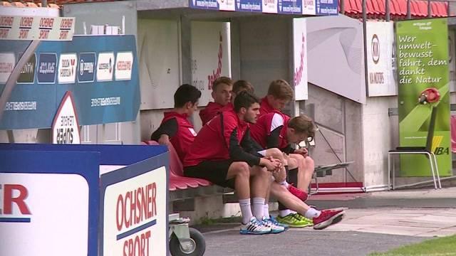 FC Aarau: Die Stimmung ist am Boden