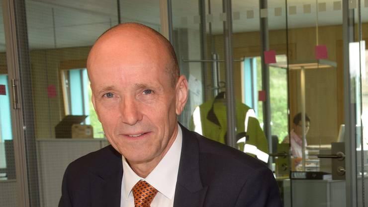 Martin Sacher tritt als Präsident und Mitglied des Vorstands der APK zurück. (Archivbild)