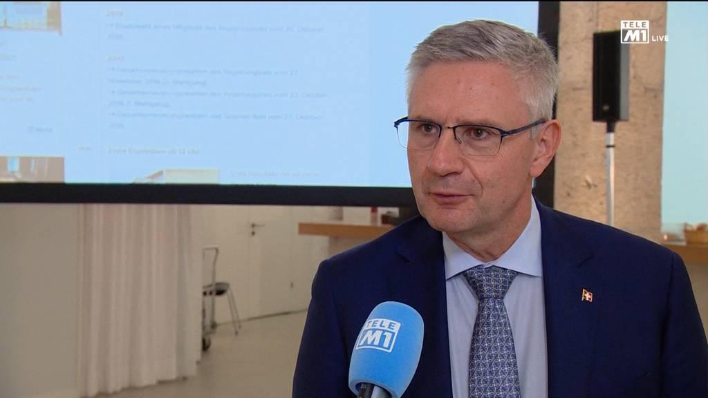 Andreas Glarner (SVP): «Wir wissen nicht, ob der Greta-Hype noch gilt»