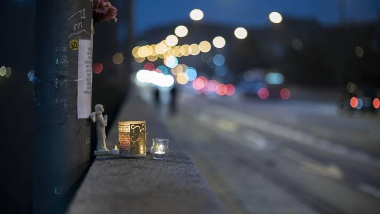 In der Schweiz sind täglich zwei bis drei Fälle von Suizid zu verzeichnen. (Symbolbild)