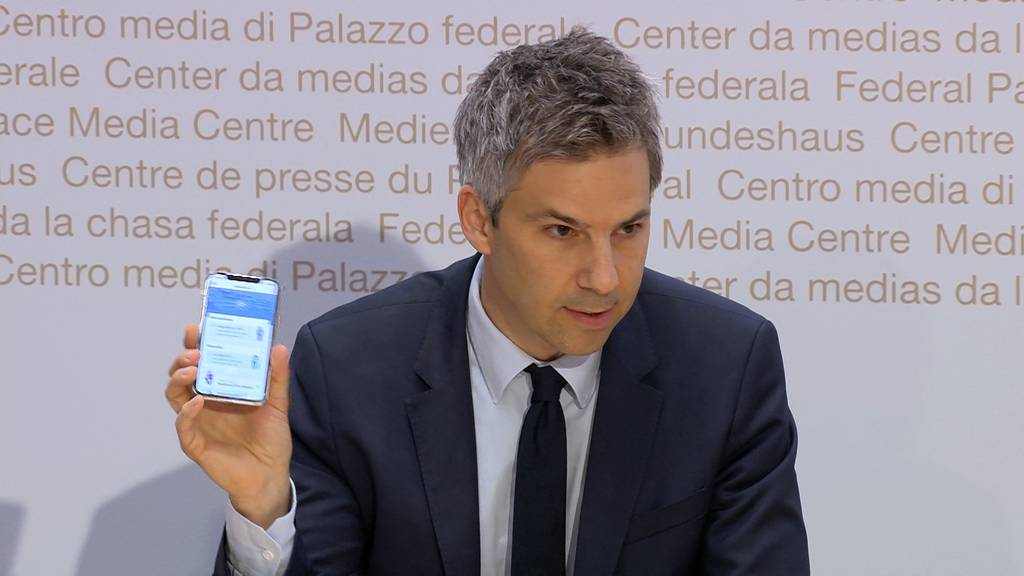 «Mit der «SwissCovid-App» ist eine Überwachung nicht möglich»