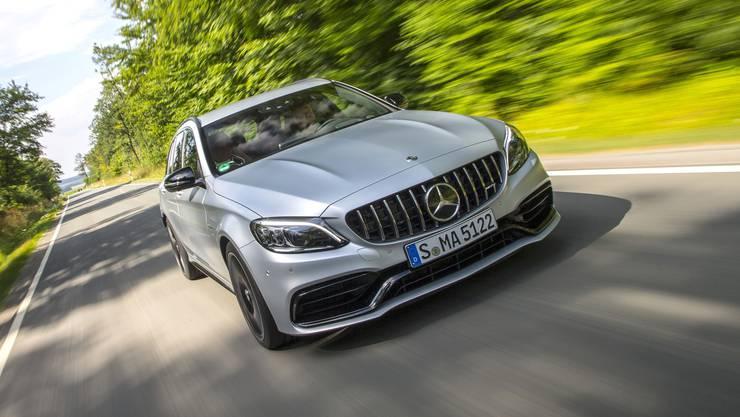 Mercedes-AMG C63S