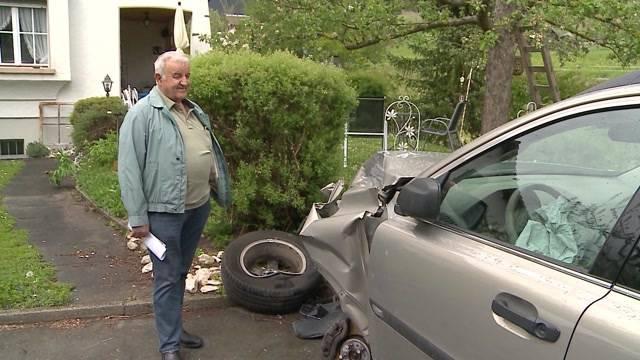 So kam es zum Postauto-Crash in Holderbank