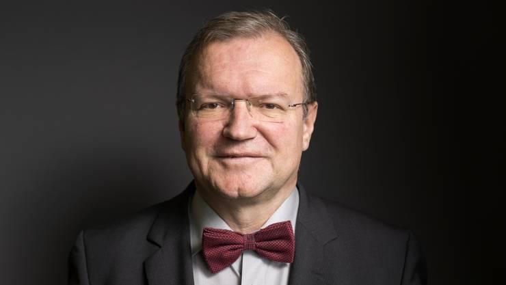 Claude Longchamp.
