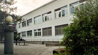 Bezirksschule Mellingen: hier verging 300 Schülern die Lust am Feiern.
