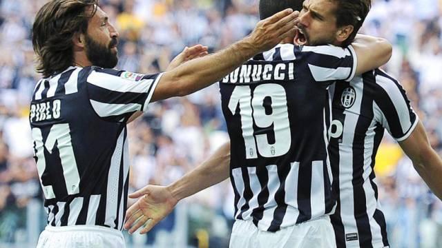 Juventus Turin mit neuer Punkte-Bestmarke in der Serie A