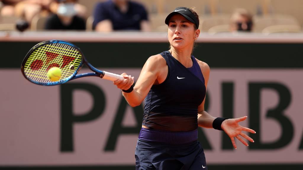 Belinda Bencic scheitert in der zweiten Runde