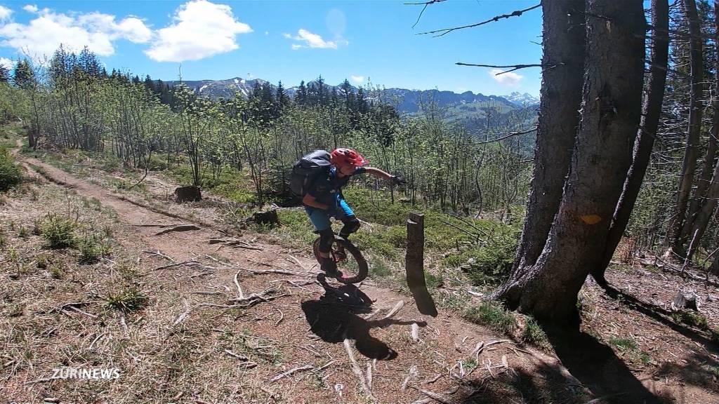 Ein Rad, 14 Pässe: Winterthurer Einradfahrerin meistert verrückte Tour