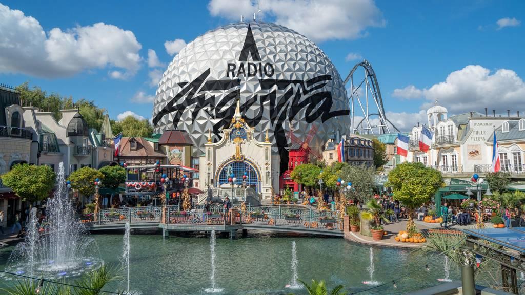 Der erste Europa-Park Tag mit Radio Argovia