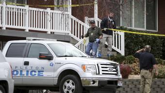 Schweizer Familie wird tot in ihrem Haus in Utah aufgefunden