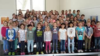 Rund 70 Kinder aus Hägendorf, Wangen, Boningen, Rickenbach und Kappel studieren zurzeit das Musical «Vom Saulus zum Paulus» ein.