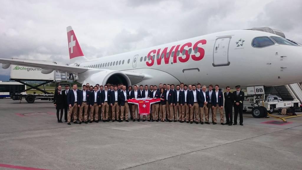 Die Schweiz vor der Eishockey WM 2017
