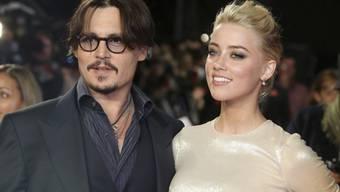 Aus und vorbei: Das Schauspieler-Paar Johnny Depp und Amber Heard ist offiziell keines mehr. (Archivbild)