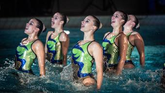 Das A Team des Schwimmclubs Solothurn.